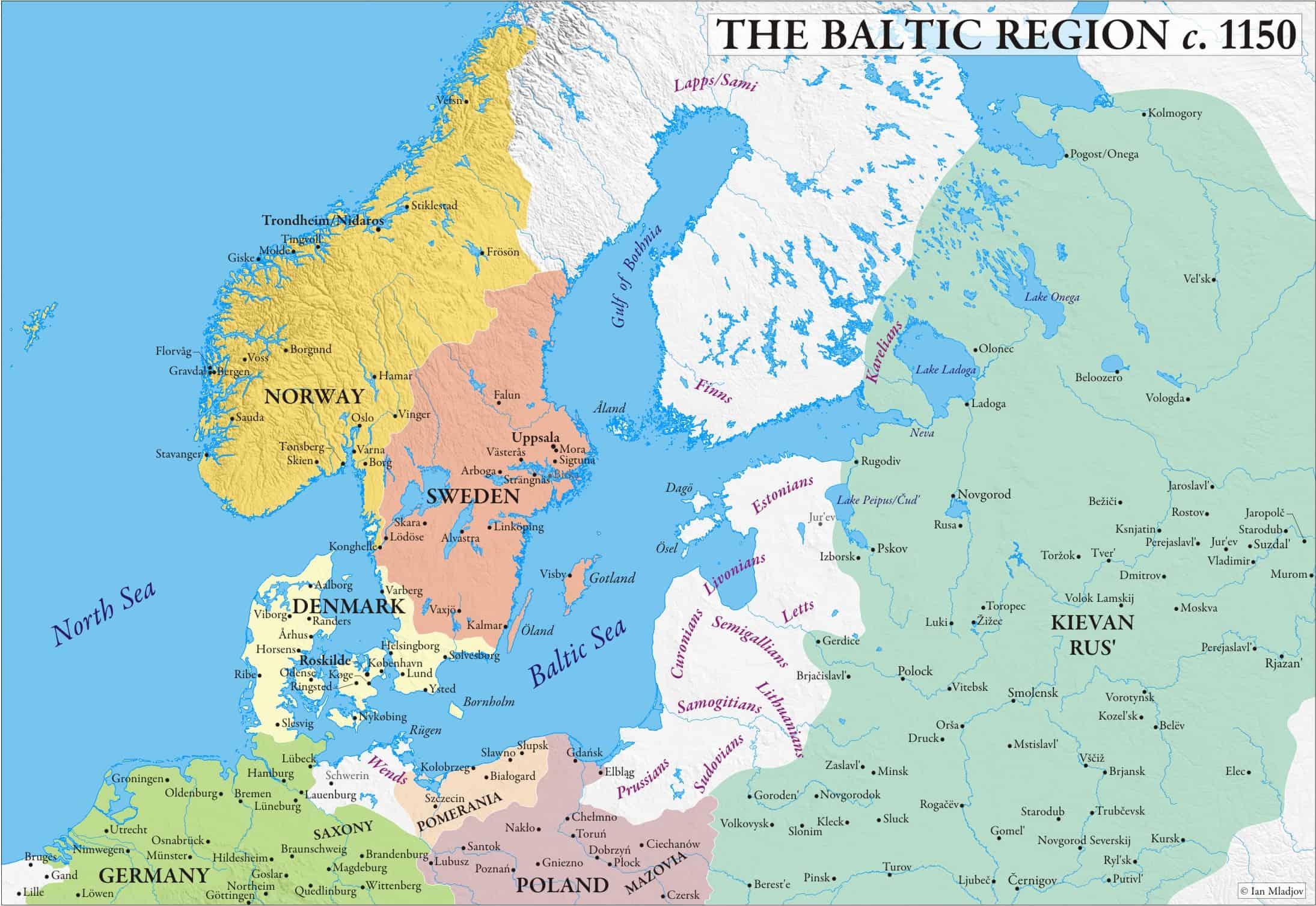 Europa Baltycka Nie Europa Srodkowo Wschodnia Luzne Rozwazania