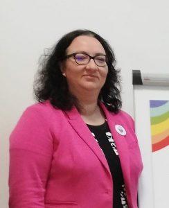 """Marta Lempart – mózg """"strajku kobiet"""" Marta Lempart"""